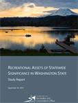 Recreational Assets of Statewide Significance Study