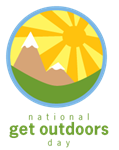 National Get Outdoors Day - Saturday June 11, 2016